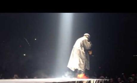 Kanye West Las Vegas Rant