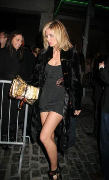 Heidi Klum at Britney's Birthday