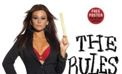 JWoww to Dispense Love Wisdom in New Book