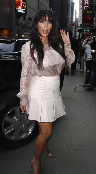 Kim Kardashian Pregnancy Fashion