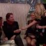 Ramona Singer, Bethenny Frankel Spar Over Potential Boyfriend