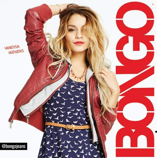 Vanessa Hudgens for Bongo Jeans