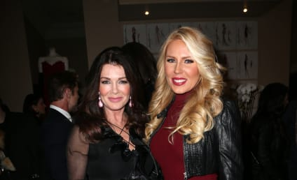 'Real Housewives' Gather For Designer Bash: Star Sightings 1.08.2016