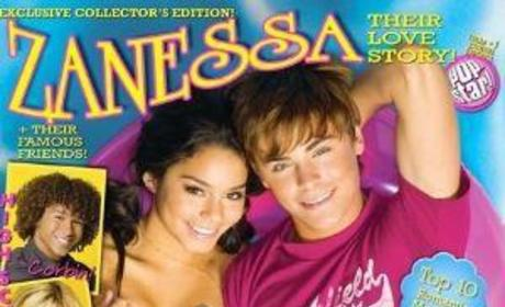 Zanessa: The Magazine