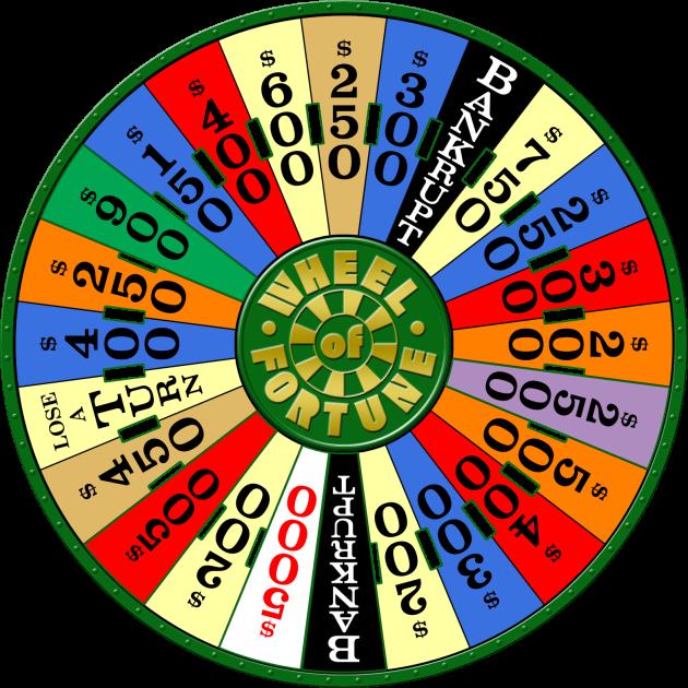 New wheel of fortune girl