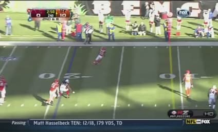 Jerome Simpson Flips Over Defender for Touchdown: A Must-Watch!
