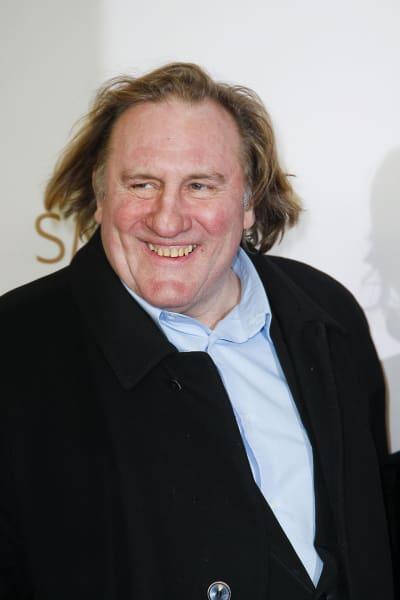 Gerard Depardieu Picture