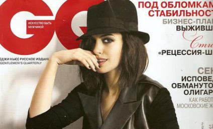 Anne Hathaway: Russian GQ Beauty!