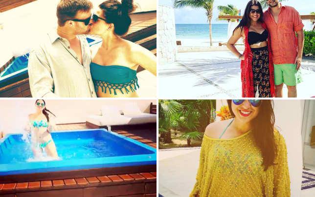 Amy duggar bikini picture
