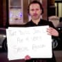Andrew Lincoln for Love Actually