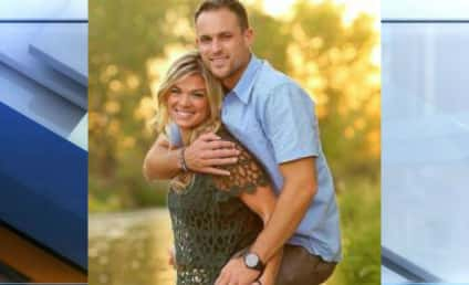 Wife Carries Double-Amputee Husband on Back, Photo Goes Viral