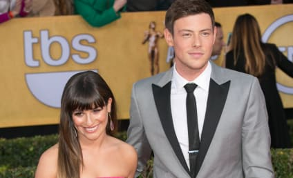 Lea Michele: Grateful for Support, Grieving Alongside Cory Monteith's Family