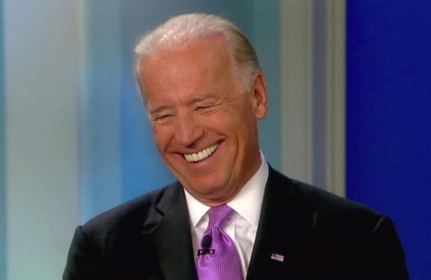 Joe Biden Smile