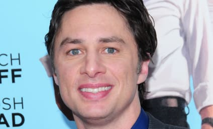 "Zach Braff Labels Taylor Swift Dating Rumors ""Internet Bullsh-t"""