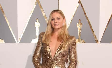 Margot Robbie: 2016 Academy Awards
