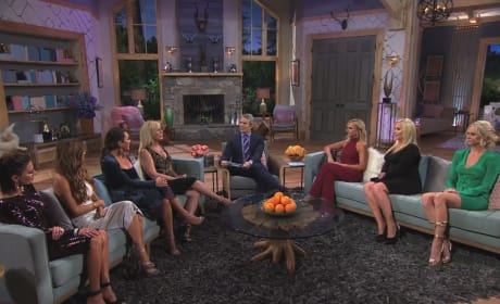 The Real Housewives of Orange County Reunion Shot