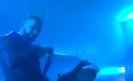 J. Lo and Drake