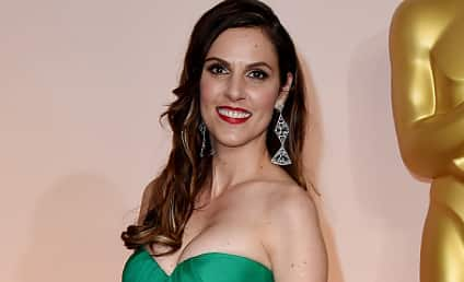Taya Kyle, Widow of Chris Kyle, Attends Academy Awards on American Sniper's Behalf