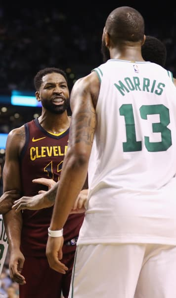Tristan Thompson vs. Marcus Morris
