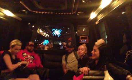 Miley Cyrus and Mike Will Made It on a Bus