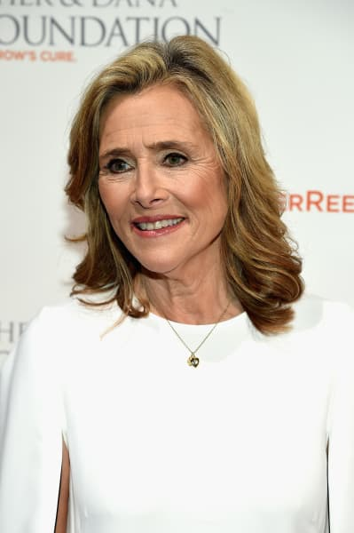 Meredith Viera in White