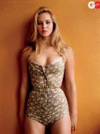 Jennifer Lawrence in GQ