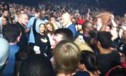 Kim Kardashian and Beyonce: Besties in Birmingham!