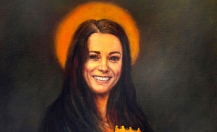 Kate Middleton Baby Portrait: Blame the Royal Baby Watch, Heat Wave