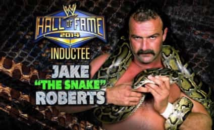"""Jake """"The Snake"""" Roberts: Diagnosed with Cancer, Confident in Recovery"""