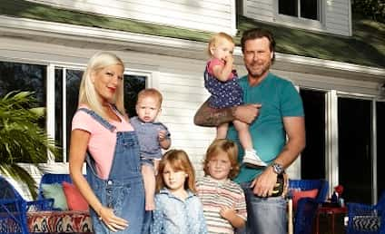 Tori Spelling and Dean McDermott: Planning Baby #5 to Bring Them Closer Together?!
