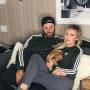 Paulina Gretzky, Husband