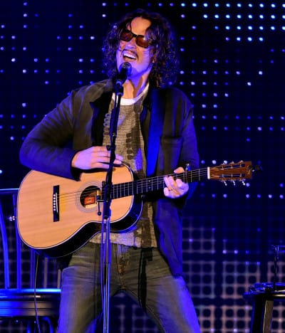 Chris Cornell as a Performer