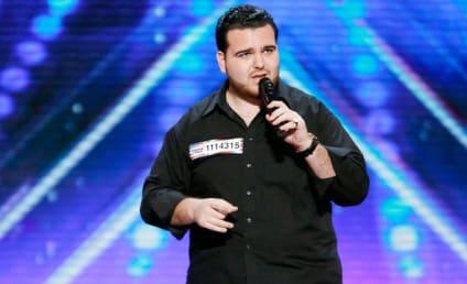 Sal Valentinetti Earns Golden Buzzer on America's Got Talent