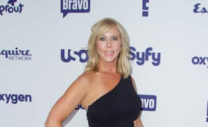 Vicki Gunvalson Relives Mother's Death, Melts Down on Mother's Day