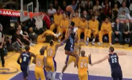 Gerald Henderson THROWS DOWN Over the Lakers [Video]