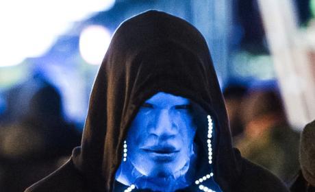 Jamie Foxx Electro The Amazing Spider-Man 2