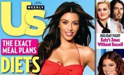 18 Hot Kim Kardashian Bikini Pics: The Body is Back!