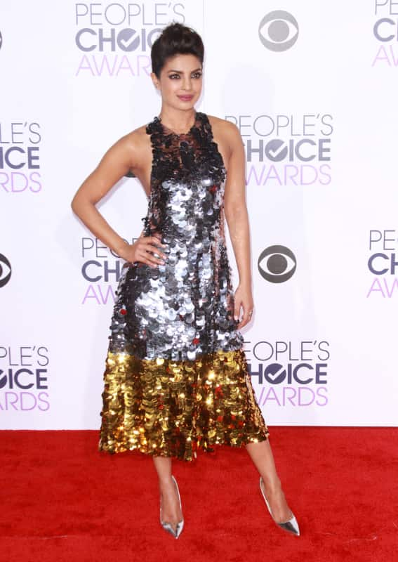 Priyanka Chopra: 2016 People's Choice Awards