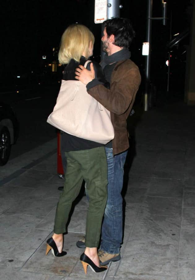 Keanu Reeves, Charlize Theron