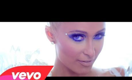 """Paris Hilton Music Video - """"Come Alive"""""""