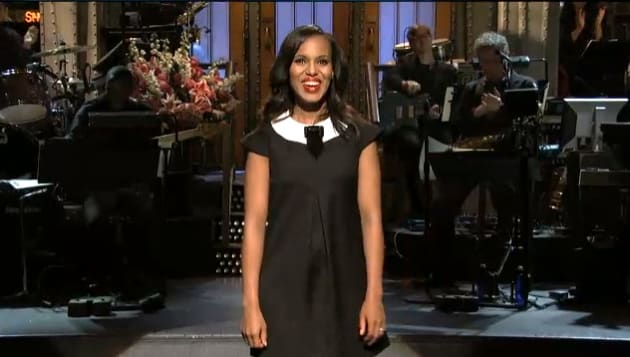 Kerry Washington Shows SNL What It s Been Missing Rolling Stone