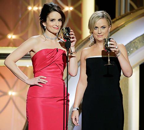 2014 Golden Globes Hosts