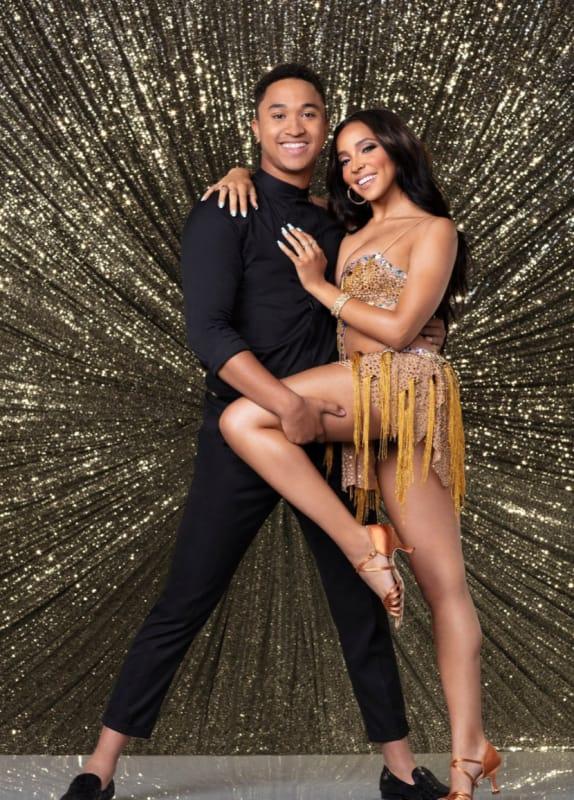 Tinashe and brandon armstrong