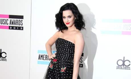 Katy Perry at American Music Awards