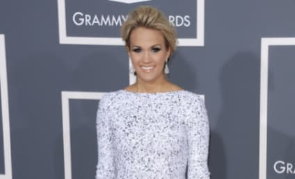 Celebrity Hair Affair: Carrie Underwood