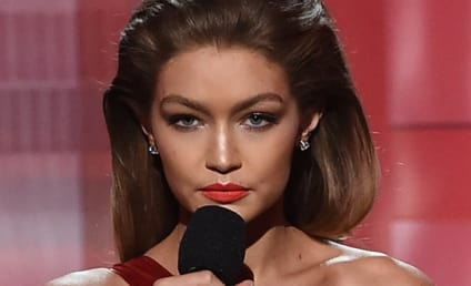 Gigi Hadid Defends Melania Trump Impression, Doesn't Really Apologize