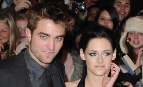Kristen Stewart and Robert Pattinson Photo