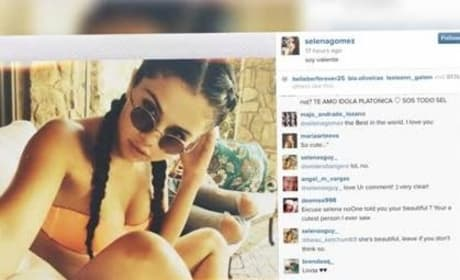 Justin and Selena: Totally Inseparable!