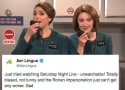 "Saturday Night Live Slammed for ""Racist"" Aer Lingus Skit"