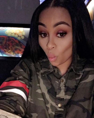 Blac Chyna: Throwing Shade